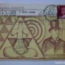 Sellos: TARJETA POSTAL. CENTENARIO DEL MUSEO CANARIO. Lote 156739274