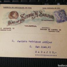Sellos: VALENCIA. 1943. Lote 162100446