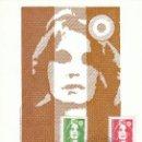 Sellos: FRANCIA IVERT 2714/7, MARIANNE DEL BICENTENARIO, TARJETA MÁXIMA DE 30-9-1991. Lote 162944826