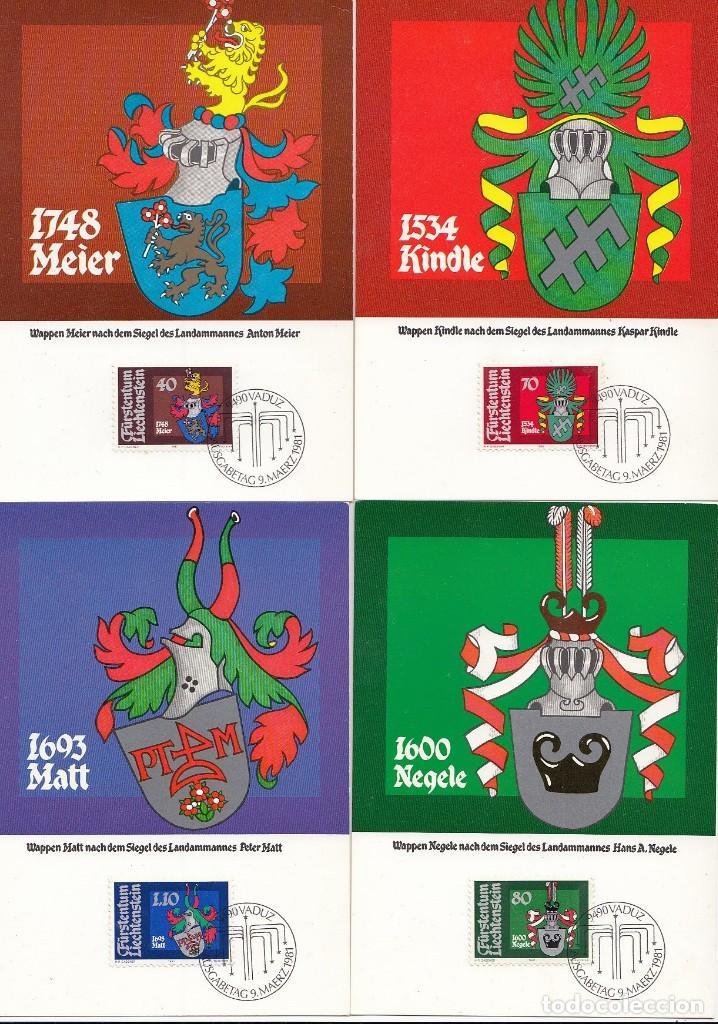 Sellos: Lote de 42 tarjetas máximas de diferentes paises. - Foto 7 - 170112656