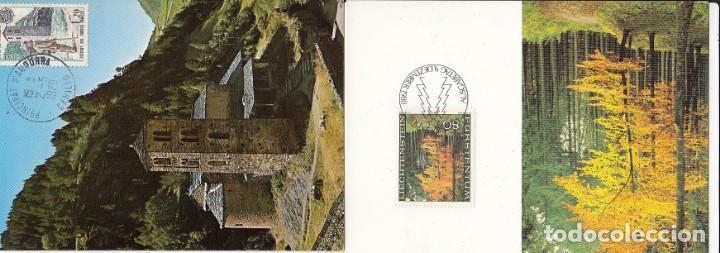 Sellos: Lote de 42 tarjetas máximas de diferentes paises. - Foto 11 - 170112656
