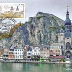 Sellos: FRANCE 2019 - DINAN DINANT CÔTES D'ARMOR MAXIMUM CARD. Lote 171464349
