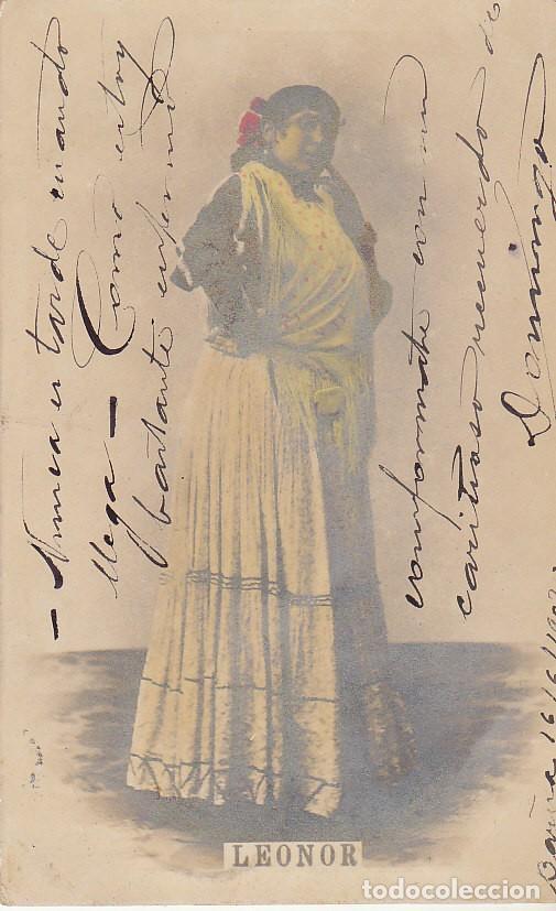SELLO 243. ALFONSO XIII. CORUÑA. 1902. (Sellos - España - Tarjetas)