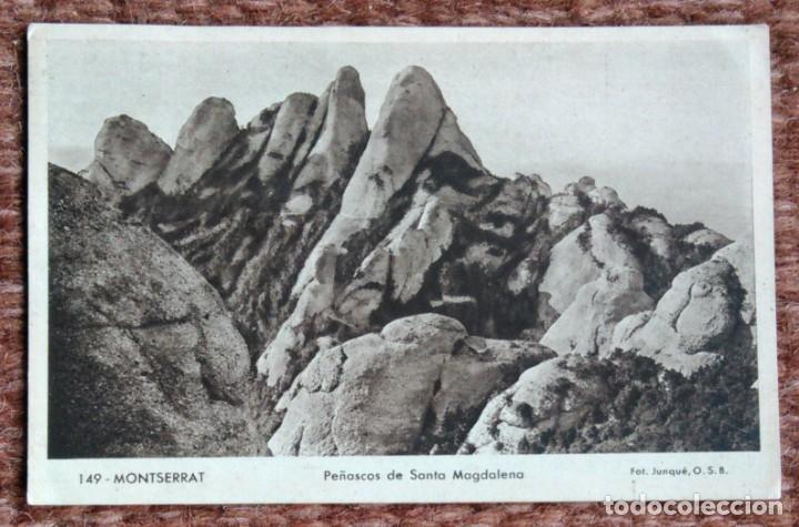 Sellos: TARJETA POSTAL CON SELLO AYUNTAMIENTO BARCELONA Y SELLO MILENARIO DE CASTILLA - Foto 2 - 176425335