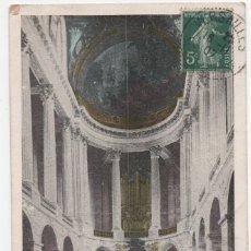 Sellos: TARJETA FRANCESA CIRCULADA EN 1907. Lote 177070884