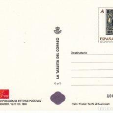 Selos: LA TARJETA DEL CORREO NUM 28-1 EXPOSICION ENTEROS POSTALES MADRID 1998 . Lote 177189980