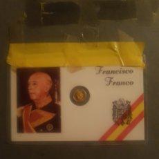 Sellos: CARNET DE FRANCO. Lote 177396082