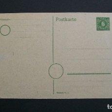 Sellos: MACKLEMBOURG POMERANIE-1945-6C. TARJETA POSTAL . Lote 178604791