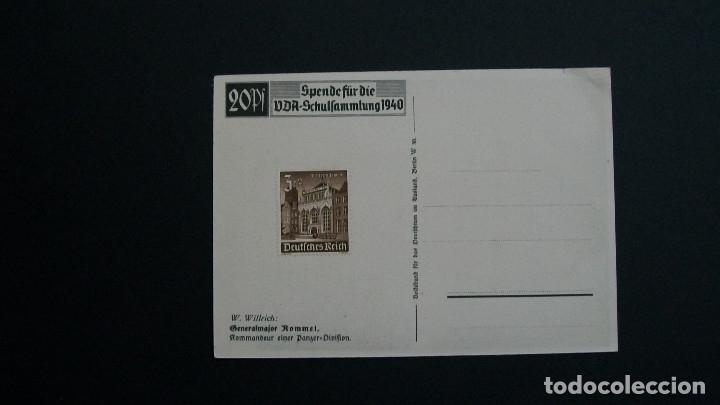 Sellos: III REICH-1940-20P. TARJETA POSTAL - Foto 2 - 178605888