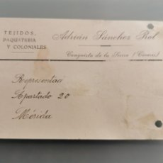 Sellos: CONQUISTA DE LA SIERRA CACERES. Lote 181675400