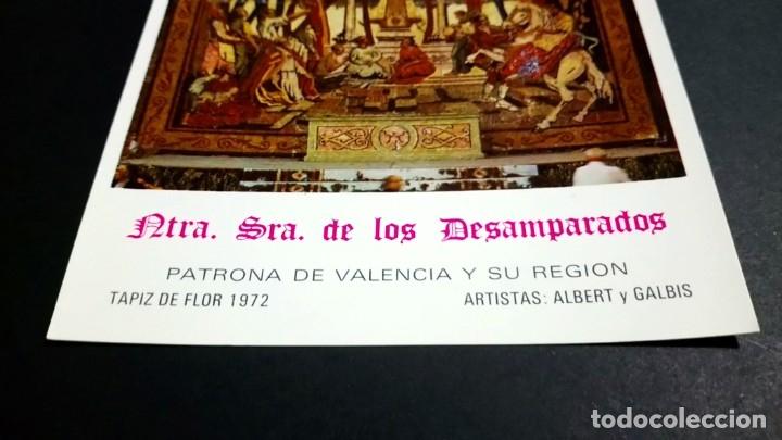 Sellos: NUESTRA SEÑORA DE LOS DESAMPARADOS PATRONA DE VALENCIA 1973 - Foto 3 - 181951887