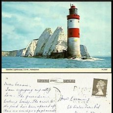 Sellos: ISLA WIGHT TP FARO NEEDLES. Lote 182282891