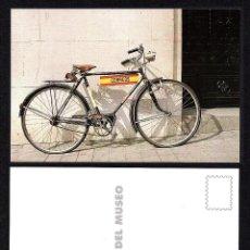 Selos: TARJETA POSTAL NUEVA BICICLETA CORREOS 1930. Lote 190409063