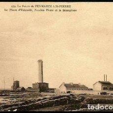 Sellos: FRANCIA TP FARO D ' ECKMÜHL. Lote 190526622