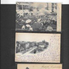 Sellos: MADRID CIRCULADAS EN 1902,1903 Y 1906. Lote 190701475