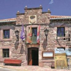 Sellos: SPAIN 2020 - ANNIVERSARIES - 824, THE TOWN CHARTER OF BRAÑOSERA MAXIMUM CARD. Lote 192573400