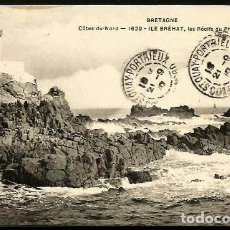 Sellos: FRANCIA 1910 FARO DE PAON. Lote 204316342