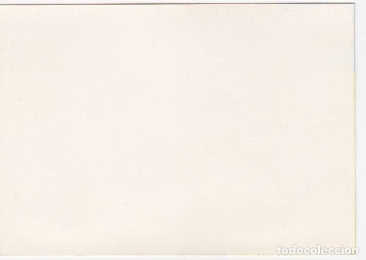 Sellos: tarjeta postal grupos del i al vi y sedes españa 82 correos nº bajo 00794137 valor 9 pta - Foto 2 - 211608286