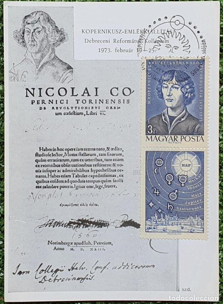 Sellos: 47 Tarjetas Máximas de Magyar Posta (Hungria) 1970-83 - Foto 2 - 217600396