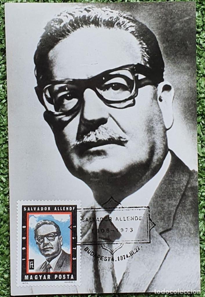 Sellos: 47 Tarjetas Máximas de Magyar Posta (Hungria) 1970-83 - Foto 11 - 217600396