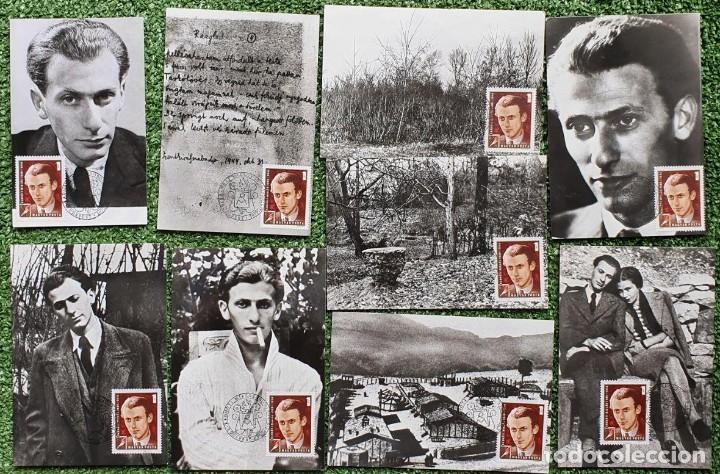 Sellos: 47 Tarjetas Máximas de Magyar Posta (Hungria) 1970-83 - Foto 20 - 217600396