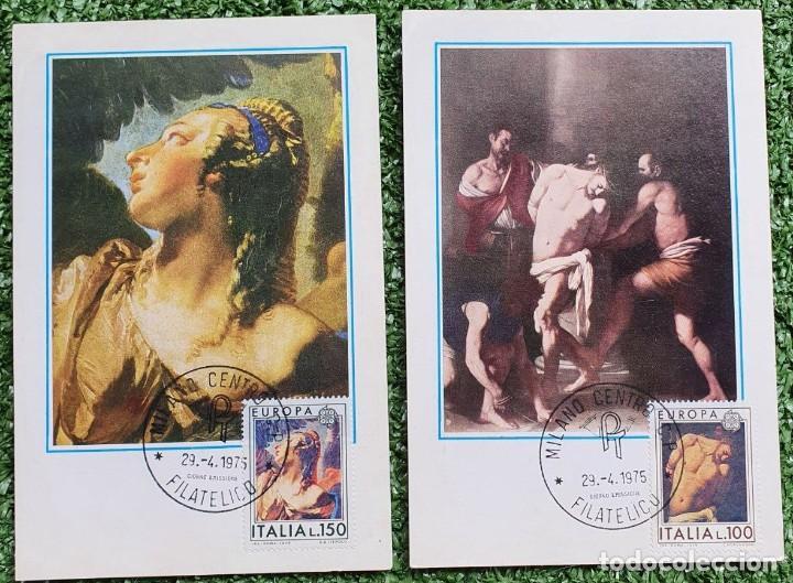 Sellos: 29 Tarjetas Máximas de Italia 1973-80 - Foto 11 - 217600632