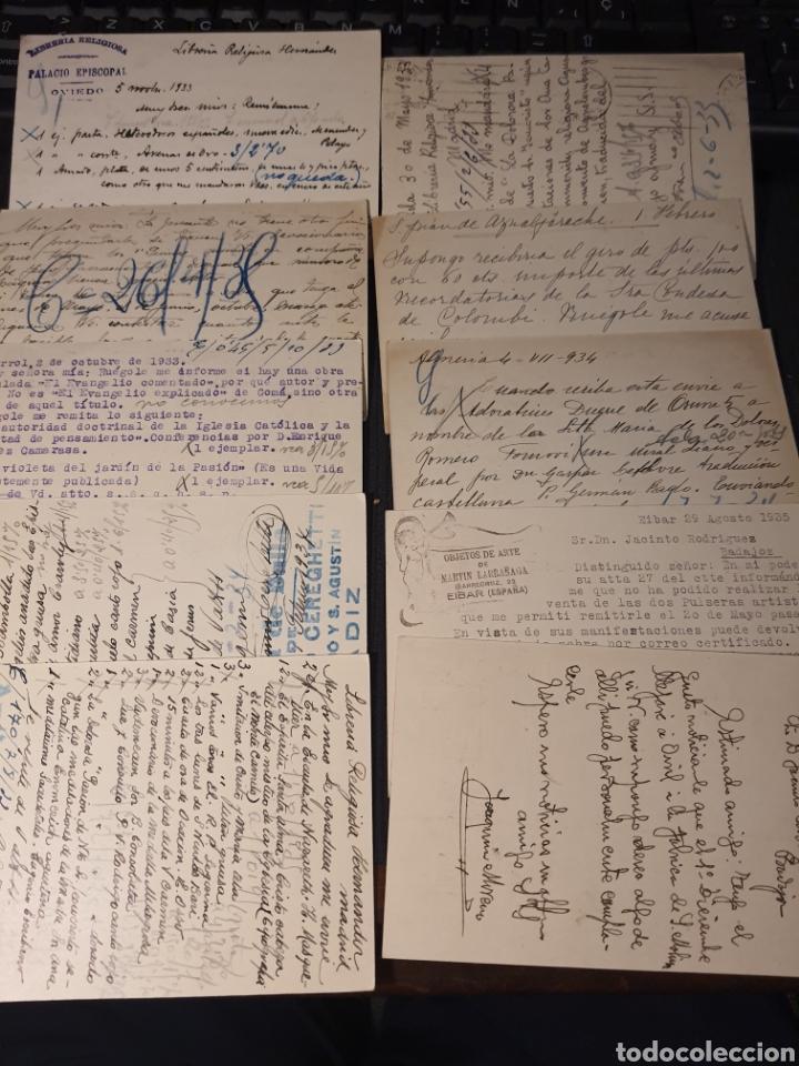 Sellos: Lotes de tarjetas postal de la época republicana .República. F002 - Foto 2 - 220792253