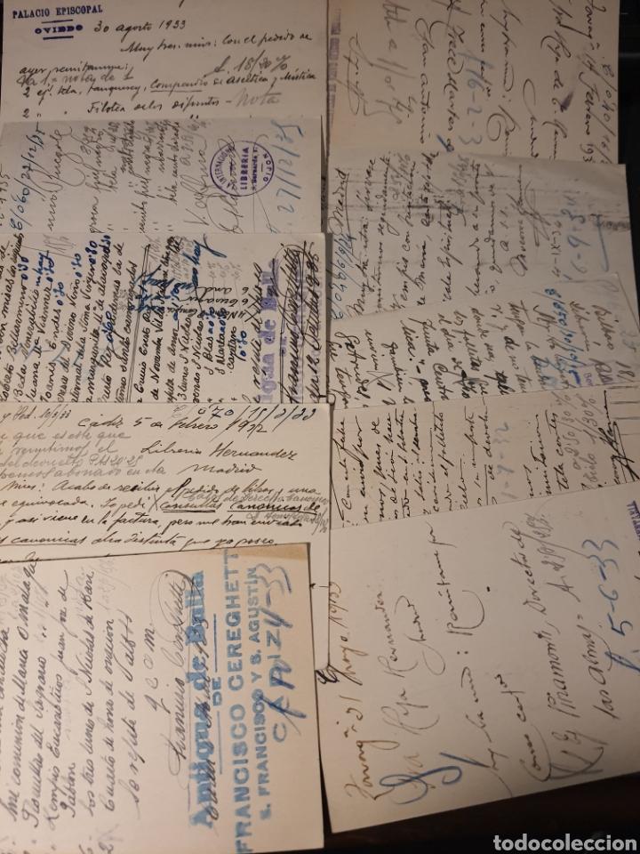 Sellos: Lote de tarjetas postal época de la republica .F003 - Foto 2 - 220792422