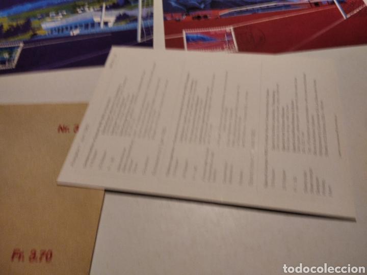 Sellos: Tarjeta Maxima LIECHTENSTEIN sobre n32 mundial de España 1982 - Foto 4 - 221150725