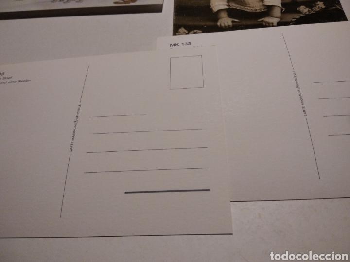 Sellos: 4 tarjeta Maxima LIECHTENSTEIN postales niños - Foto 6 - 221159175
