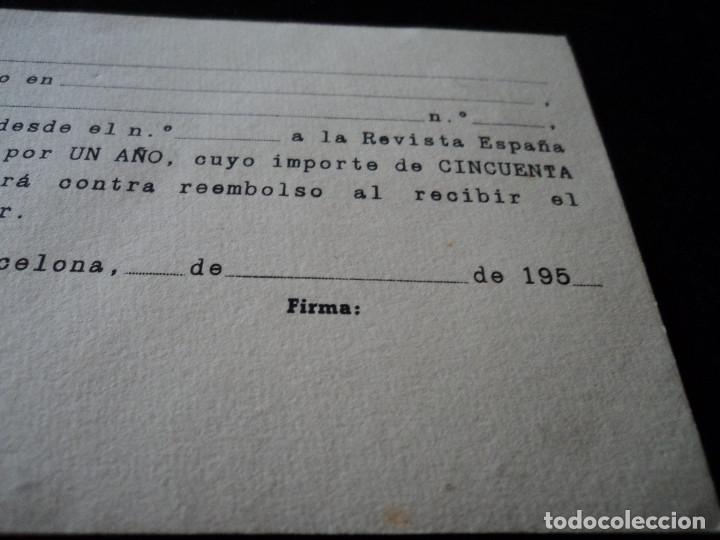 Sellos: ESPAÑA MOTOCICLISTA REVISTA TECNICO DEPORTIVA 195...? - Foto 2 - 221895088
