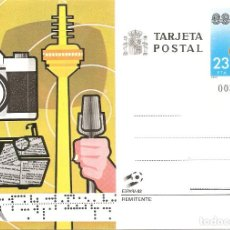 Sellos: TARJETA POSTAL 131. ACTIVIDAD PERIDISTICA (2). Lote 222687262