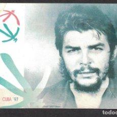 Sellos: O-CH8 CUBA 1990 COMANDANTE CHE. Lote 226332270