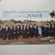 Sellos: POSTAL UNIÓN EUROPEA 2004. Lote 232675375