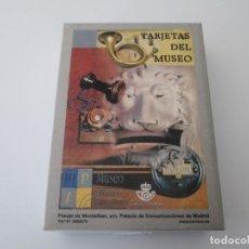 Sellos: ER * COLECCION DE LAS TARJETAS DEL MUSEO * CORREOS. Lote 232753990