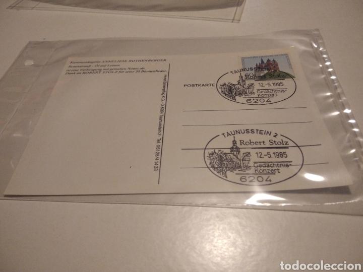 Sellos: Tarjeta postal taunusstein - Foto 2 - 233038020