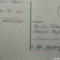 Sellos: TARJETA POSTAL DE ALEMANIA RF 036. Lote 237305135