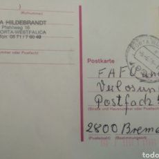 Sellos: TARJETA POSTAL DE ALEMANIA RF 038. Lote 237305555