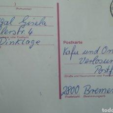 Sellos: TARJETA POSTAL DE ALEMANIA RF 042. Lote 237307660