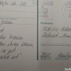 Sellos: TARJETA POSTAL DE ALEMANIA RF 045. Lote 237376190