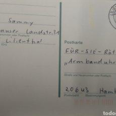 Sellos: TARJETA POSTAL DE ALEMANIA RF 046. Lote 237376695
