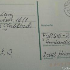 Sellos: TARJETA POSTAL DE ALEMANIA RF 049. Lote 237473490
