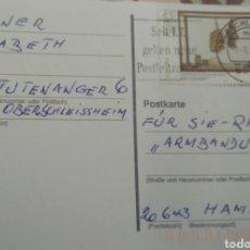 Sellos: TARJETA POSTAL DE ALEMANIA RF 051. Lote 237476435