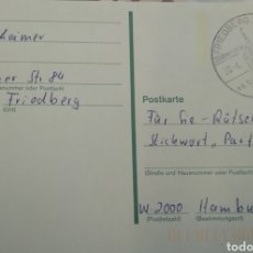 Sellos: TARJETA POSTAL DE ALEMANIA RF 055. Lote 237489810