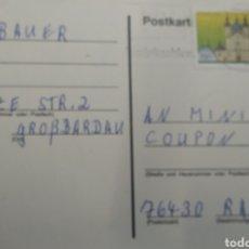 Sellos: TARJETA POSTAL DE ALEMANIA RF 060. Lote 237540495