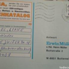 Sellos: TARJETA POSTAL DE ALEMANIA RF 166. Lote 240170095