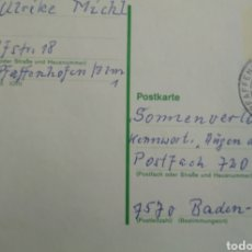 Sellos: TARJETA POSTAL DE ALEMANIA RF 170. Lote 240174920