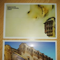 Sellos: ESPAÑA 2014. TARJETAS DEL CORREO. MUSEOS. EDIFIL 93/94. Lote 240607475