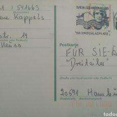 Sellos: TARJETA POSTAL DE ALEMANIA RF 184. Lote 240990525