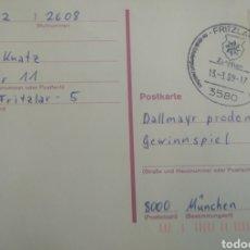 Sellos: TARJETA POSTAL DE ALEMANIA RF 188. Lote 240992780